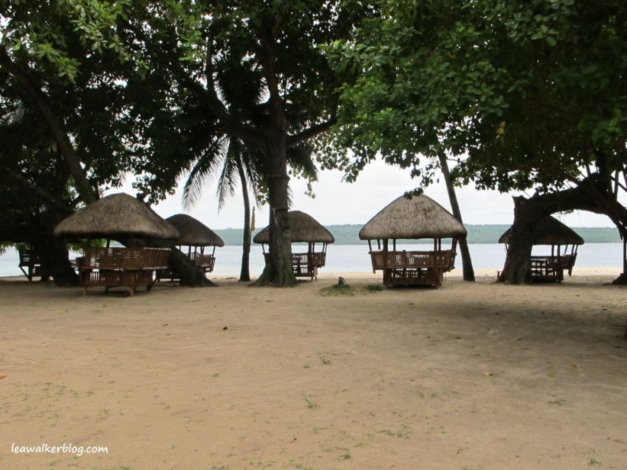 Beach Nipa Hut Nipa Hut Bahay Kubo
