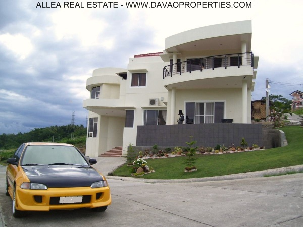 House for sale davao city philippines davao real estate for Classic homes real estate