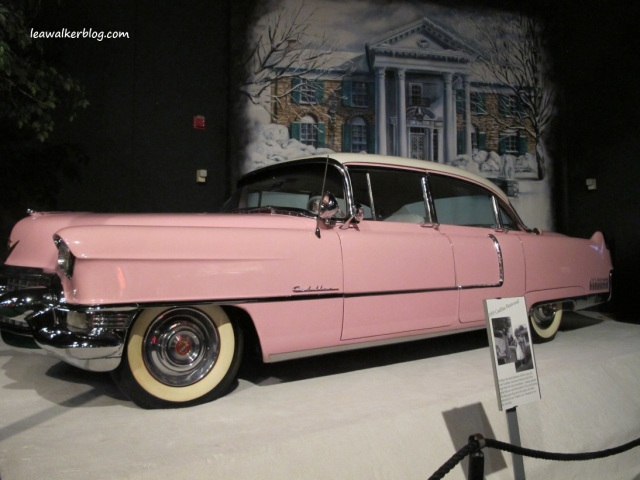 The famous Pink Cadillac. :)