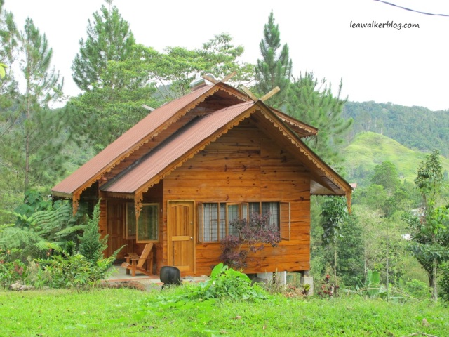 The cottage at the Pitcher Plant Farm in Malaybalay, Bukidnon.
