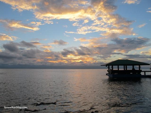Good friday sunrise. Taken at Aundanao, Island Garden City of Samal.