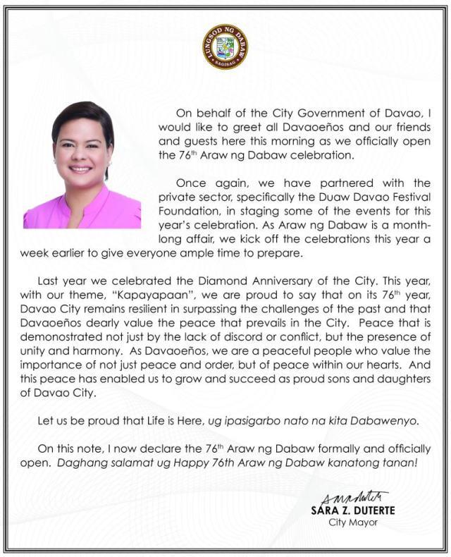 Zara Duterte
