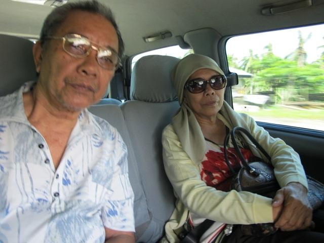 Mama and Papa. :)