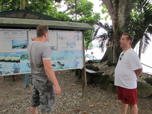 John and the Norwegian Diver. :)