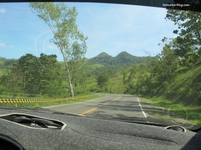 On our way to Valencia , Bukidnon.