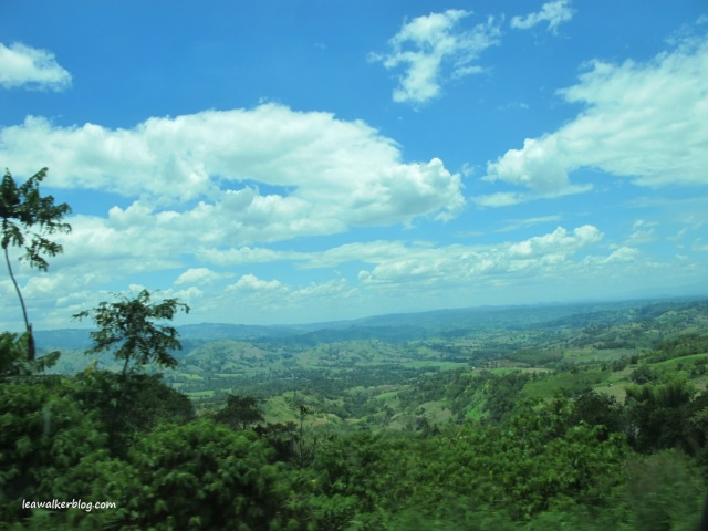 This scenery is very common in Bukidnon. :) That's why, I love it there!