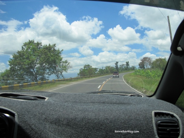 On our way to Quezon, Bukidnon. :)
