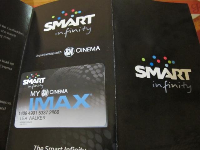 Smart Infinity Imax Card