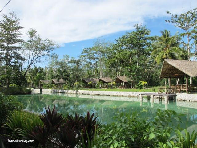 The Fishing Lagoon.
