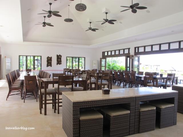 The Infinity Restaurant.