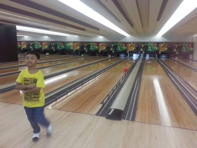 SM Lanang Bowling
