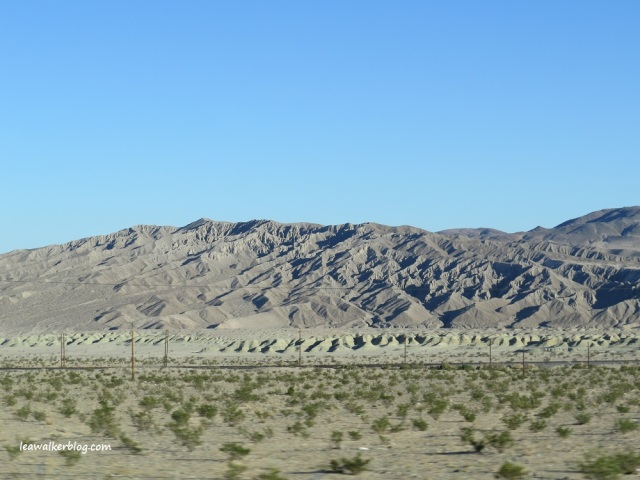 Common Mountain/Hill View in Mojave