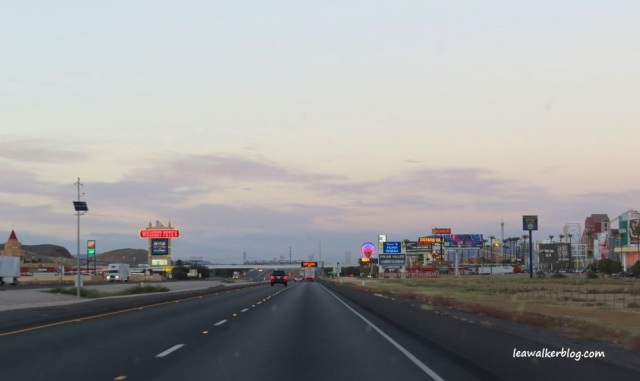 Las Vegas, finally! :)
