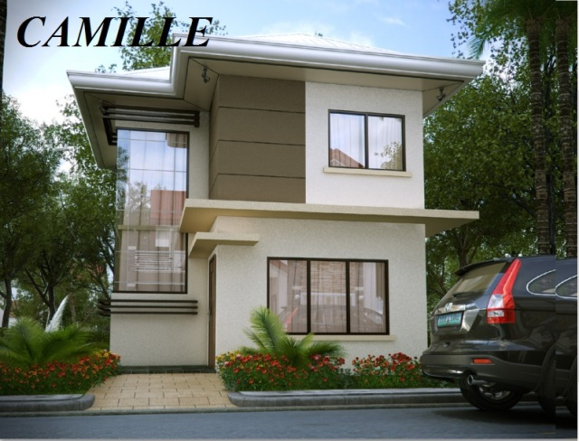 Camille model house, the sincere subdivision, house for sale davao, davao house for sale, davao real estate, real estate for sale in davao,