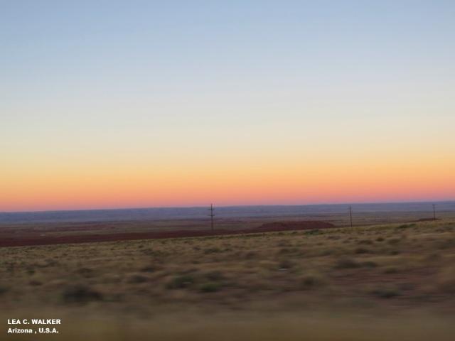 painted dessert, us roadtrip, arizona,