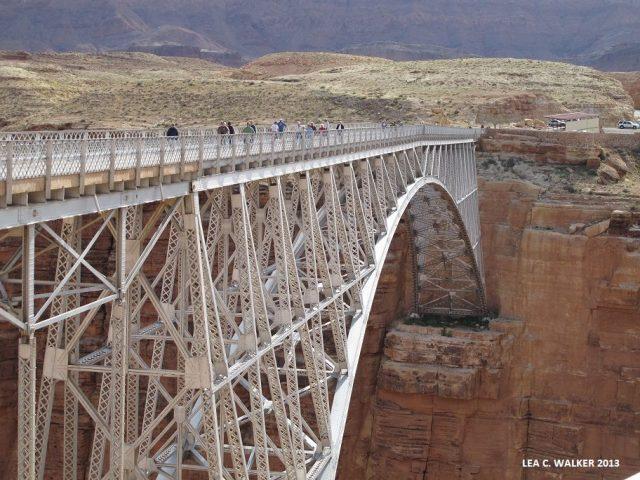 us 89 route, navajo bridge