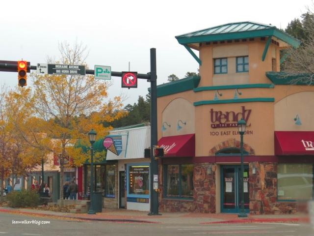 Downtown Estes