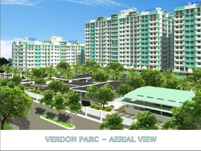 Verdon Parc, condo for sale, davao city, Aerial View2 (3)