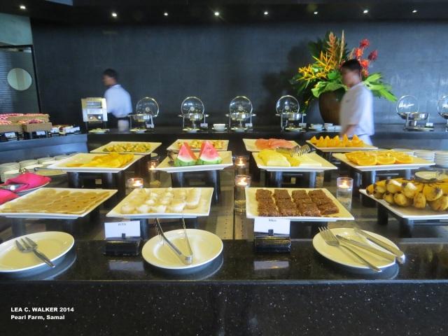 Pearl Farm, Maranao restaurant