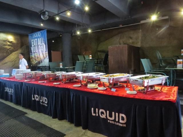 Liquid Buffet