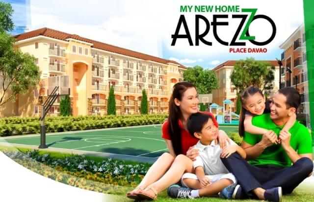arezzo place davao