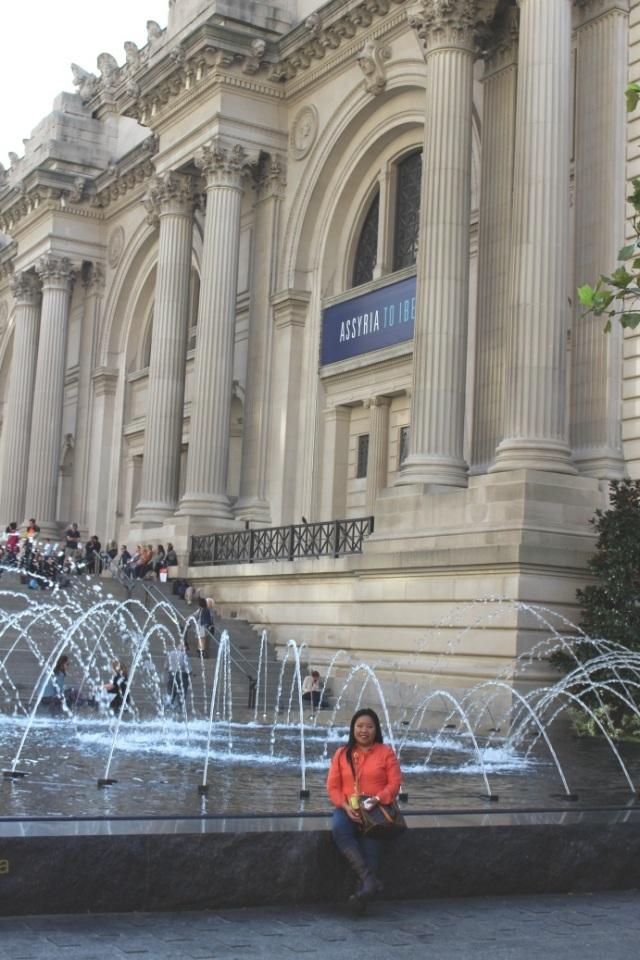 new york city tour, the met