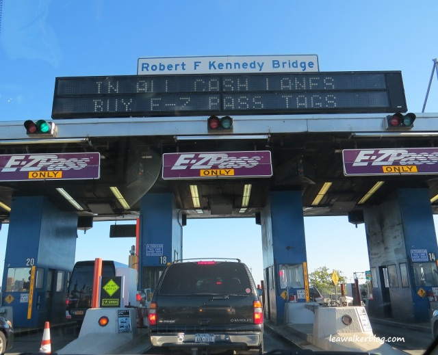 ez pass, new york city