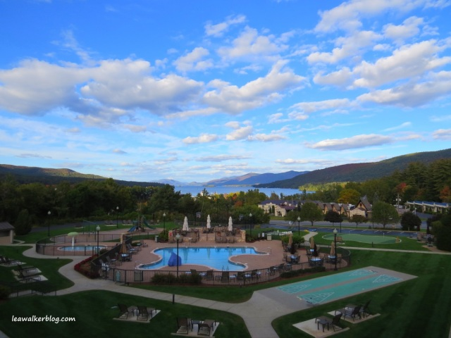 holiday inn, lake george, new york