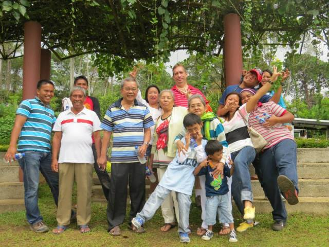 papa's birthday at eden nature park (2)