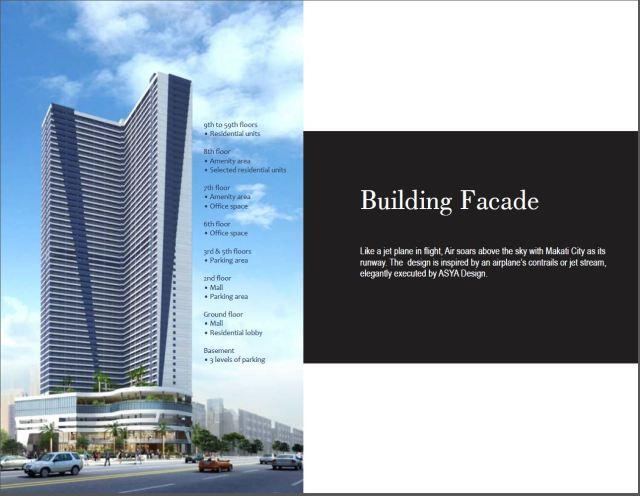 air residences facade