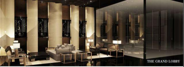 air residences grand lobby