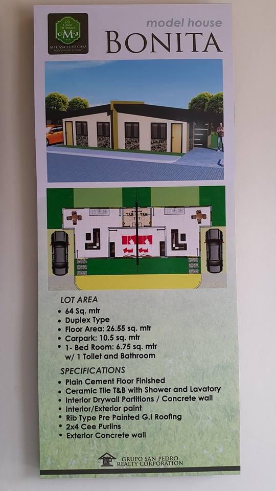 Bonita Model House