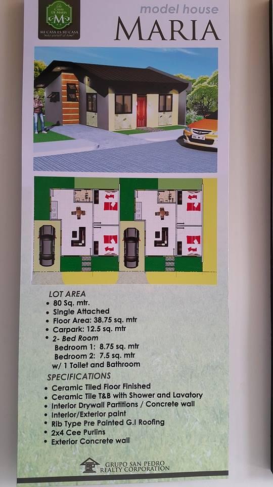 Maria Model House