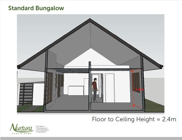 Bungalow Height