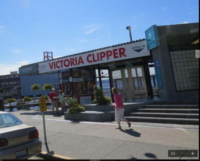 Victoria clipper