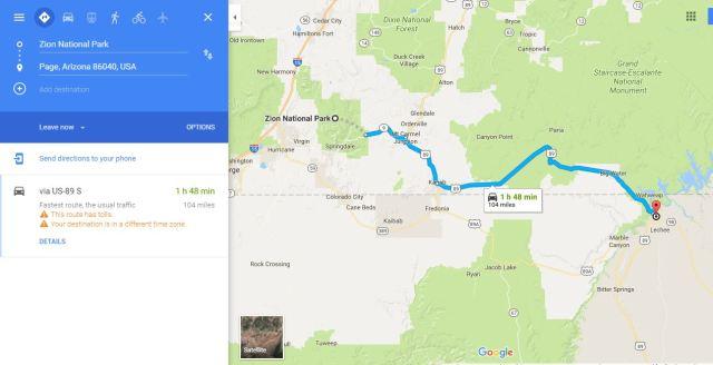 US Road Trip 2017 – Page, Arizona | leawalkerblog